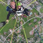 Training in paragliding and paramotoring by Mid Wales Paragliding Centre