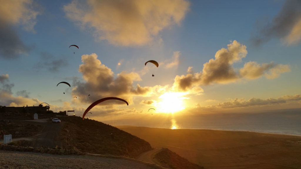 mid wales pargliding centre Morocco trip